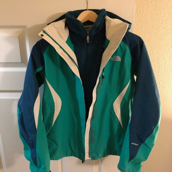 8f603bbac The North Face Women's Osito Triclimate Jacket - S